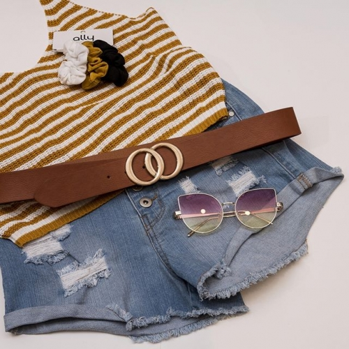 No one knows your style like you do! How about a little Christmas shopping for yourself at @allyfashion? . . . #fashion #outfits #creative #belt #sunglasses #fashionseason #allyfashion #byISPT #style #endlesssummer #dresstoimpress
