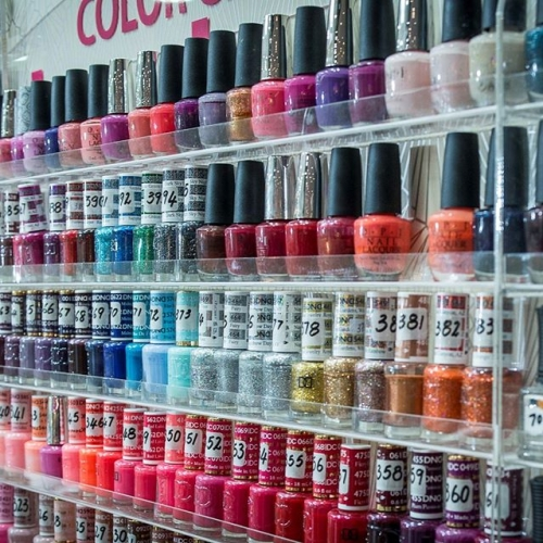 The struggle is real. So many colours and not enough nails! Pick out your favourites at Purity Nails. . . . #puritynails #nailsalon #nailpolish #manicure #pedicure #manipedi #glamour #lakelands #beauty #byISPT