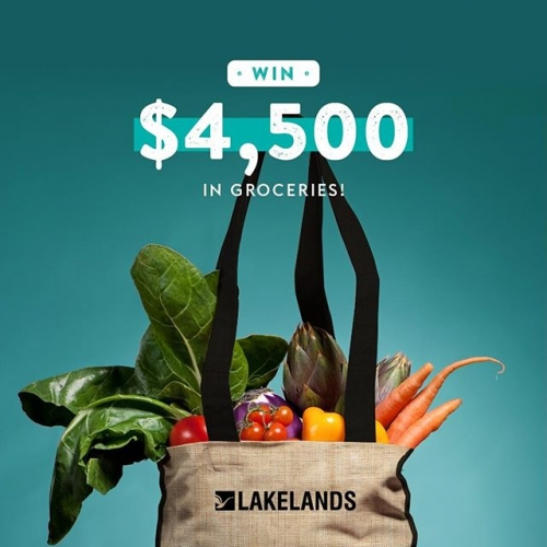 We're celebrating our fresh food at Lakelands! 🍏 Visit our website for more details on how you can WIN! T&C's apply. http://bit.ly/FreshFoodLakelands . . . #freshfood #lakelands #groceries #competition #win #food #lakelandsshoppingcentre #byISPT