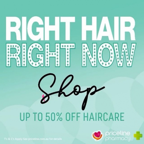 Priceline Australia are having a 3 DAY SALE 💕up to 50% OFF HAIRCARE 🙌 *exclusions apply, sale on from 08.10.19 to 10.10.10 . . . #hairgoals #pricelineau #pricelinehaul #lovemandurah #haircare #lakelands #lakelandsshoppingcentre #byispt