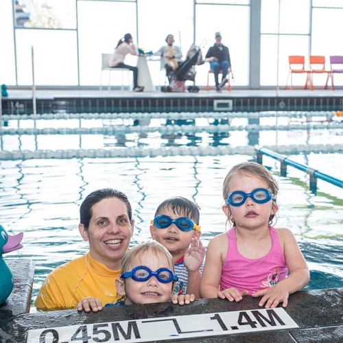Swim with confidence at @wawestswim. Book your kids in for summer lessons today. . . . #lakelands #lakelandshoppingcentre #byISPT #westswimlakelands #summer