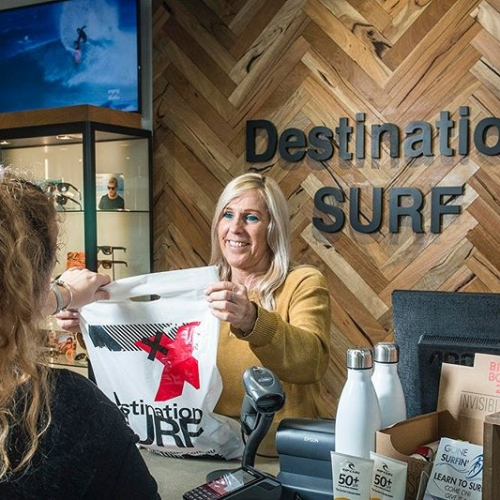 Hit the waves and the street in style with a visit to the team at @_destinationsurf . . . #lakelands #lakelandshoppingcentre #byISPT #destinationsurf